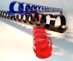 Albyco 21-rings plastic bindringen