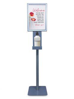 Handhygiëne Desinfectie-zuil