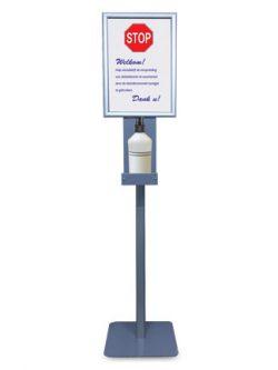 Medic-Plus-Handhygiene-Infostand